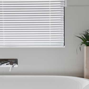 Select from a host of contemporary colours and finishes, including perforated blades.